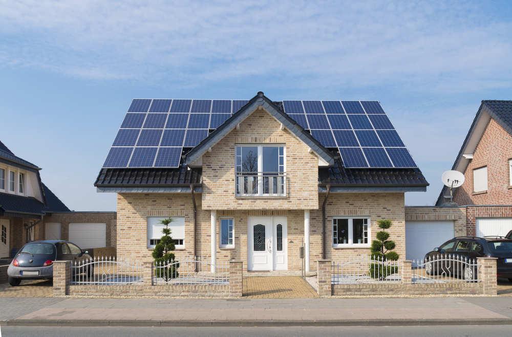 Paneles solares en tu vivienda