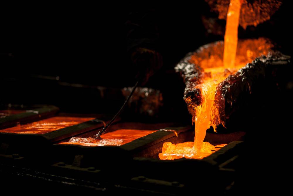 Reciclaje de metales no ferrosos
