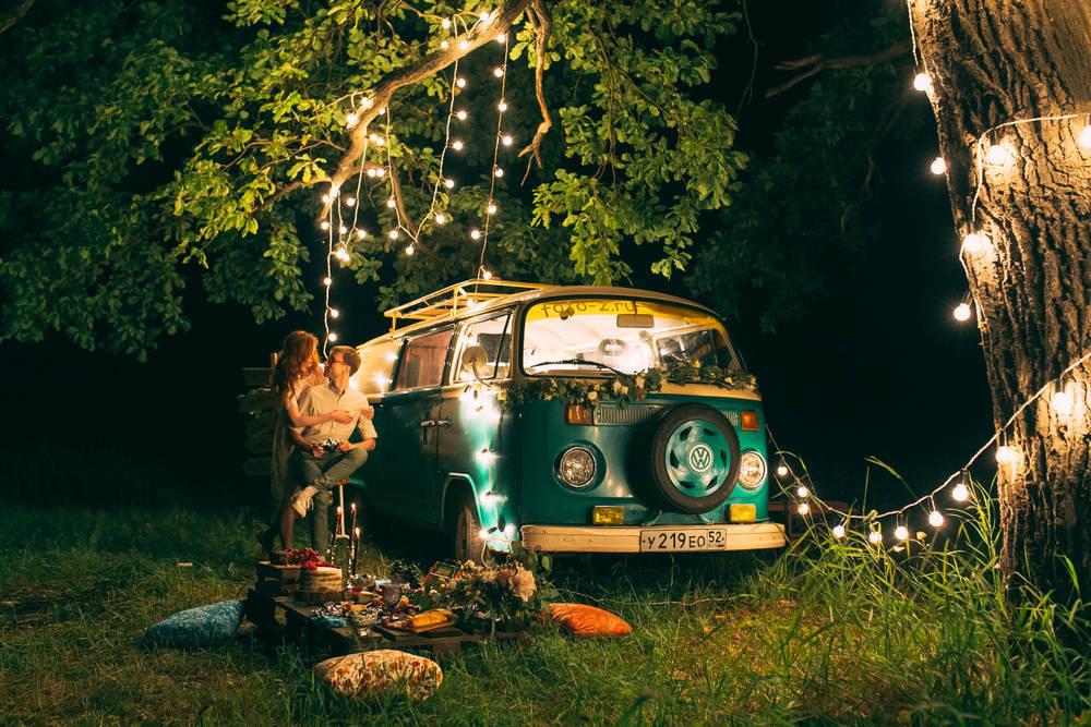 La Camper, la furgoneta de los hippies está de moda