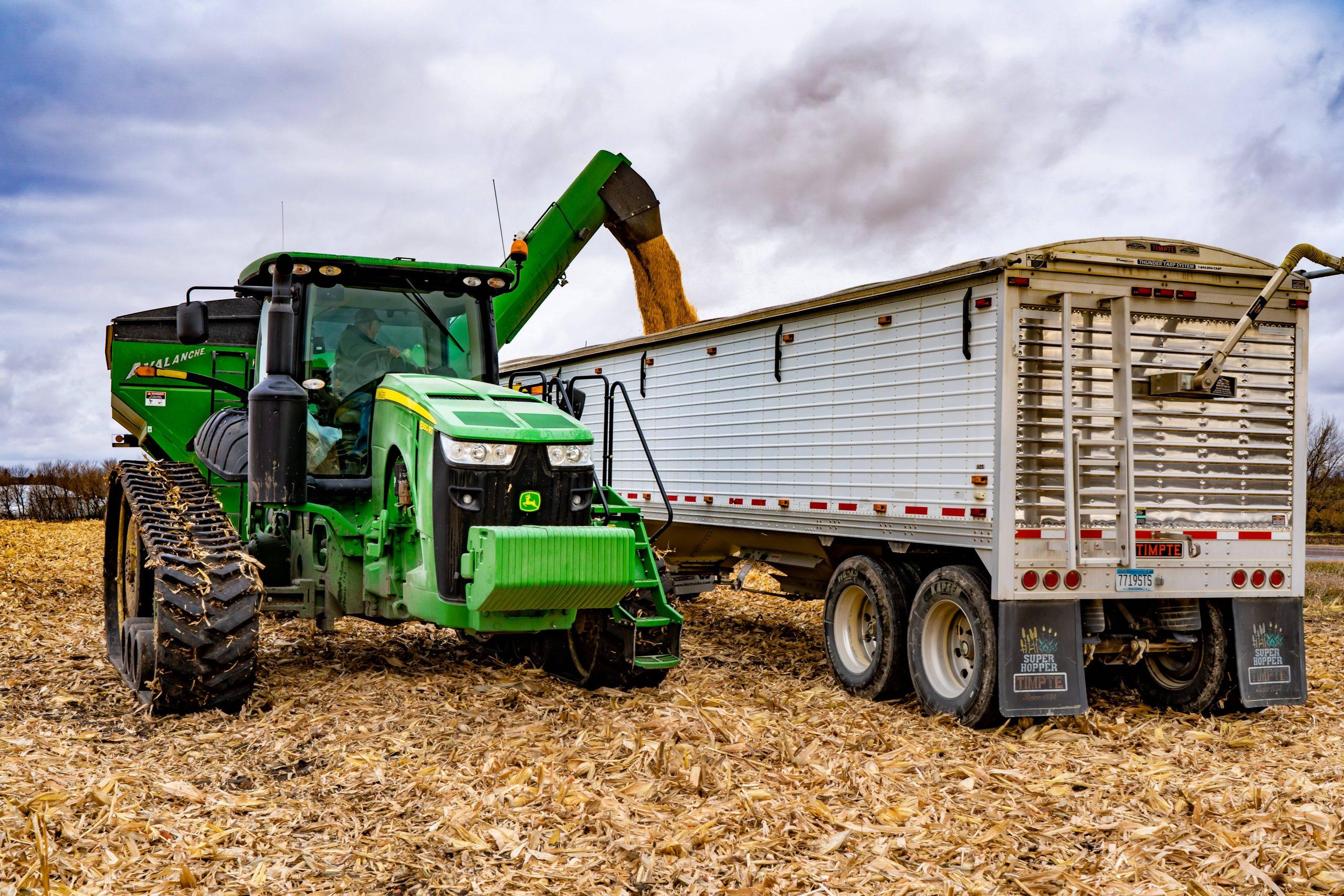 El mundo del transporte en la agricultura está necesitado de confianza